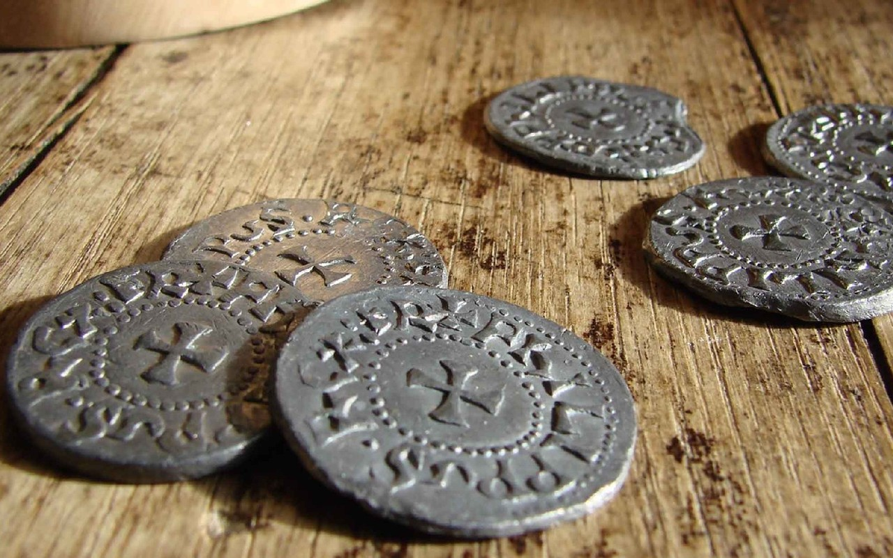 Монеты