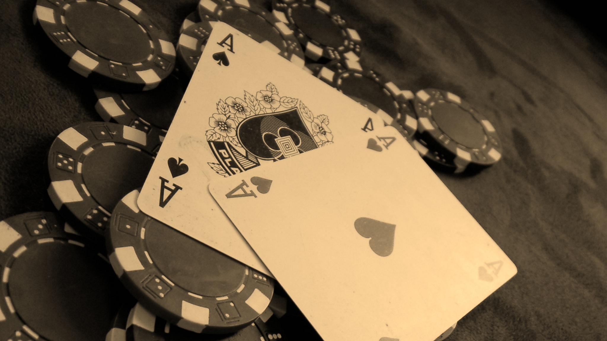 История появления покера