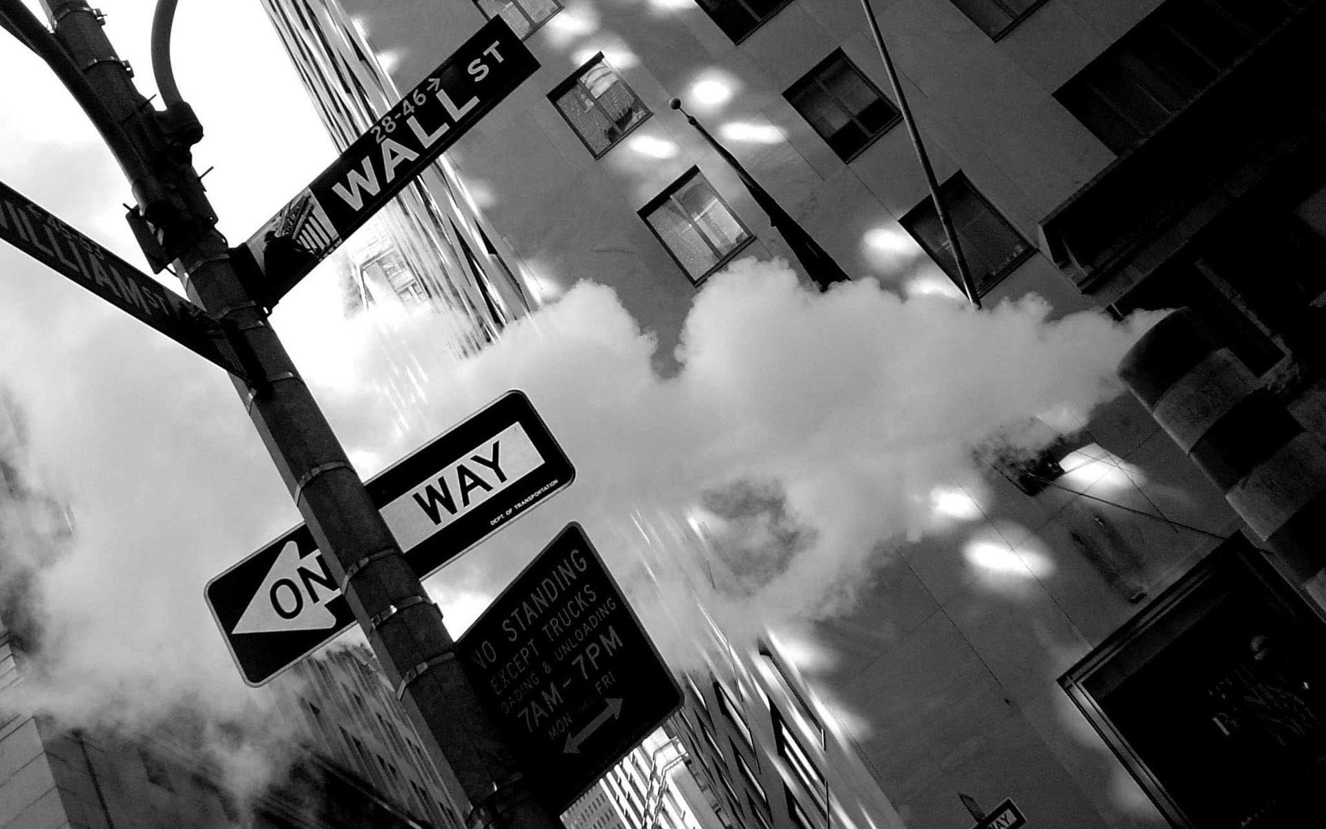 Wall street