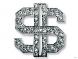 серебрянный доллар